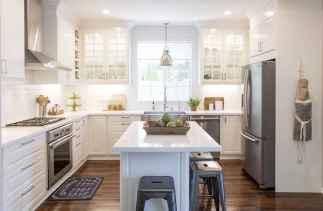 110 Amazing Farmhouse Kitchen Decor Ideas (95)