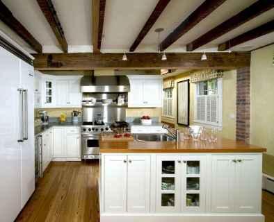 110 Amazing Farmhouse Kitchen Decor Ideas (98)