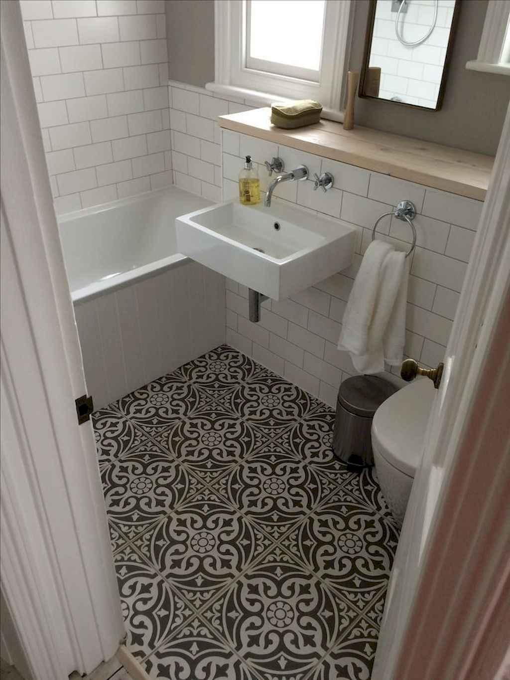 111 Brilliant Small Bathroom Remodel Ideas On A Budget (22)
