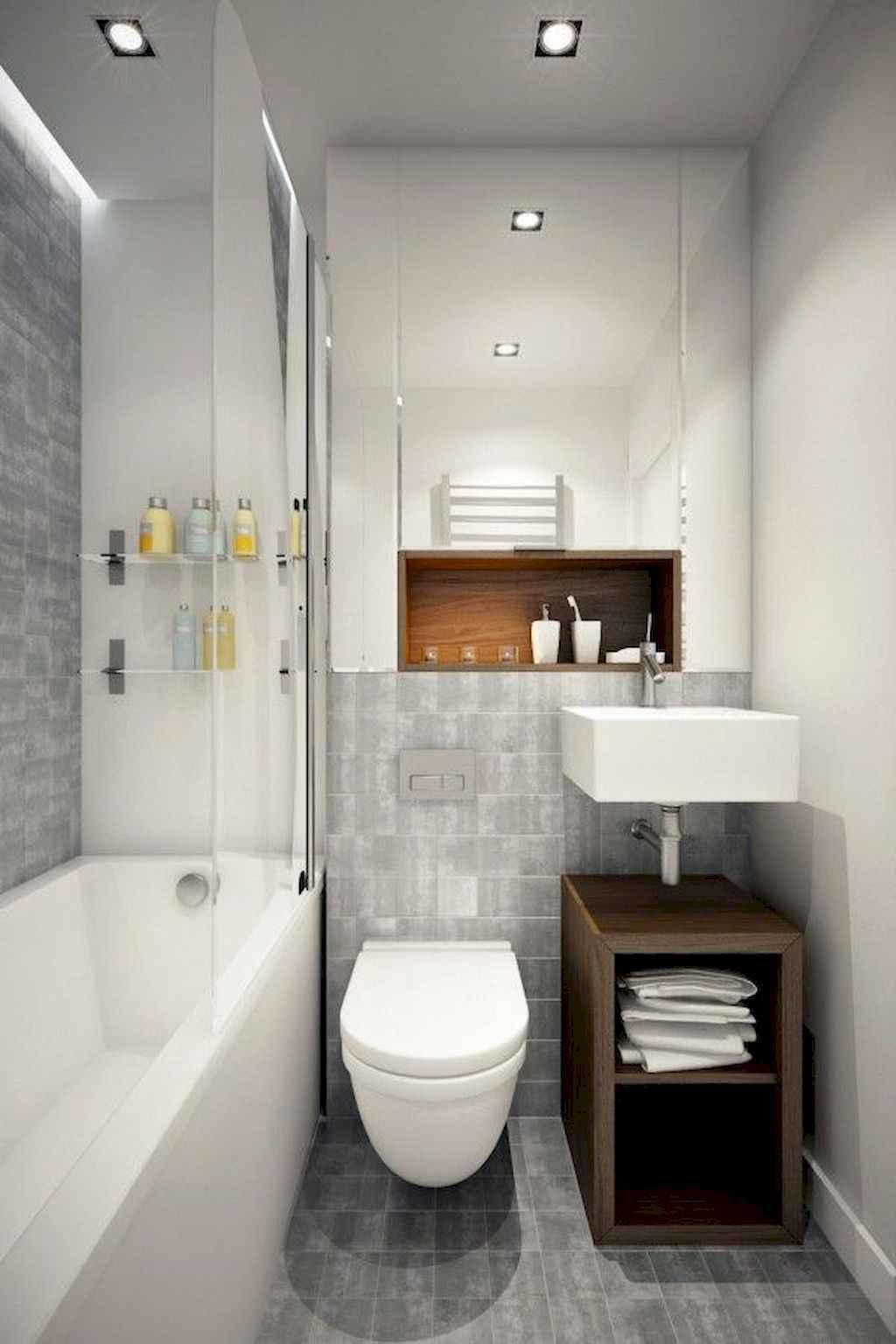 111 Brilliant Small Bathroom Remodel Ideas On A Budget (29)