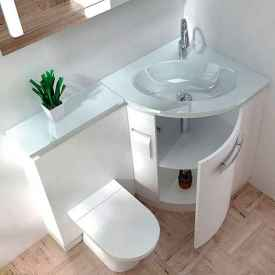 111 Brilliant Small Bathroom Remodel Ideas On A Budget (45)