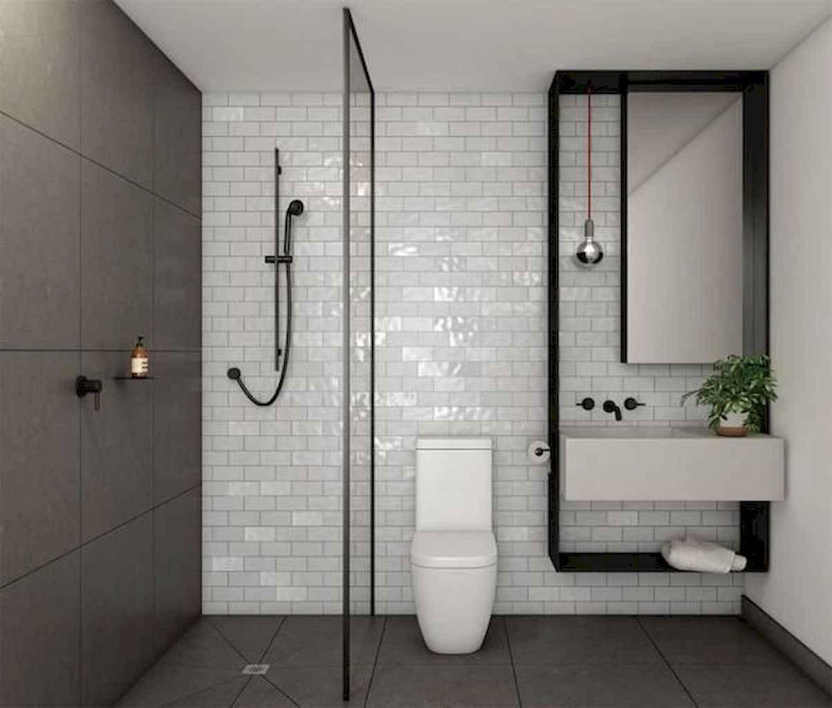 111 Brilliant Small Bathroom Remodel Ideas On A Budget (65)