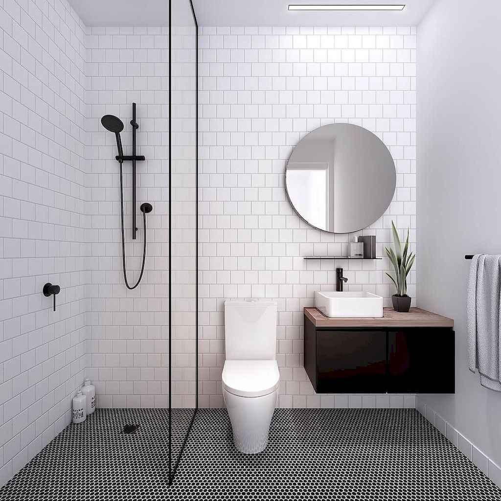 111 Brilliant Small Bathroom Remodel Ideas On A Budget (76)