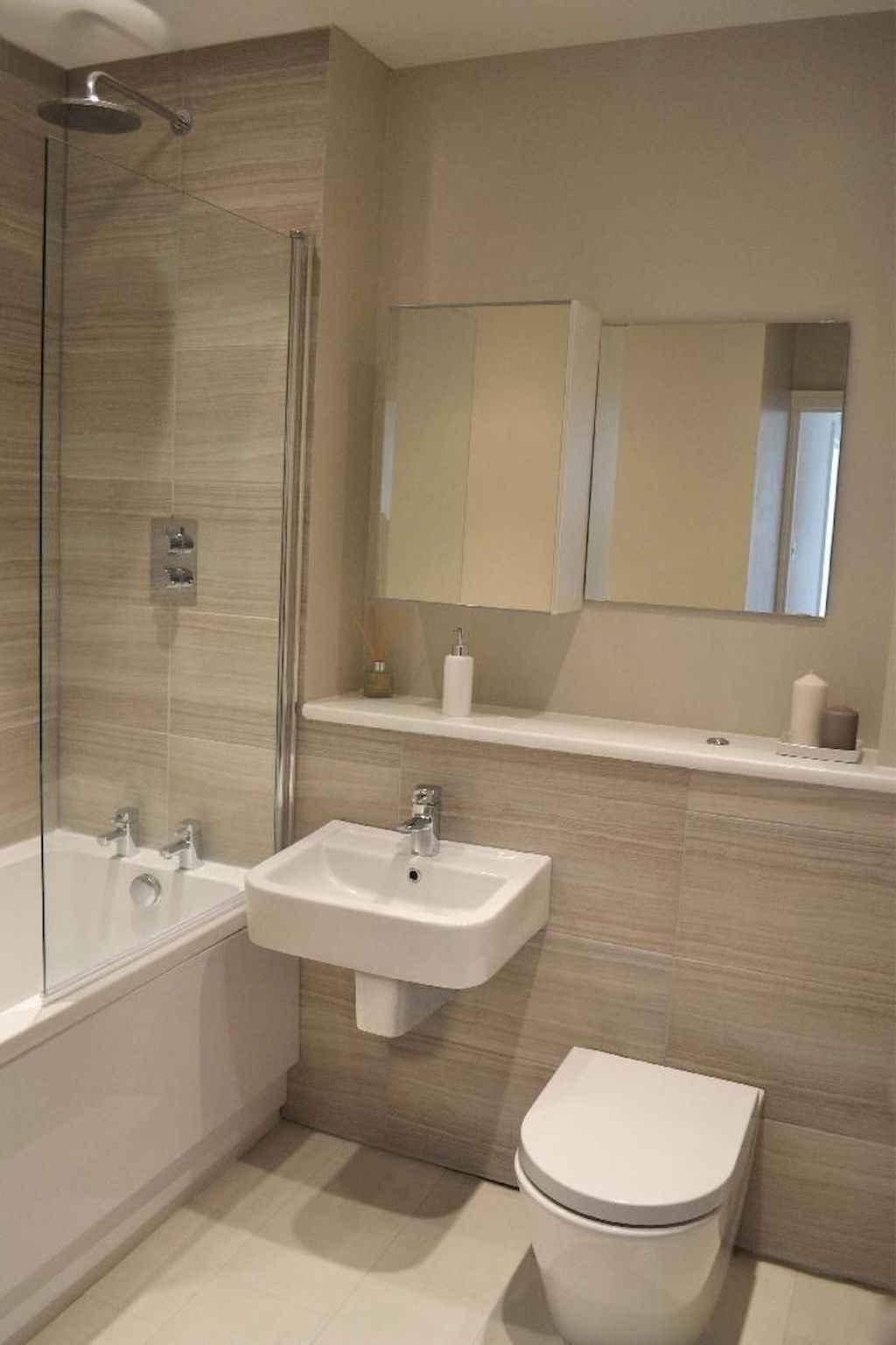 111 Brilliant Small Bathroom Remodel Ideas On A Budget (81)
