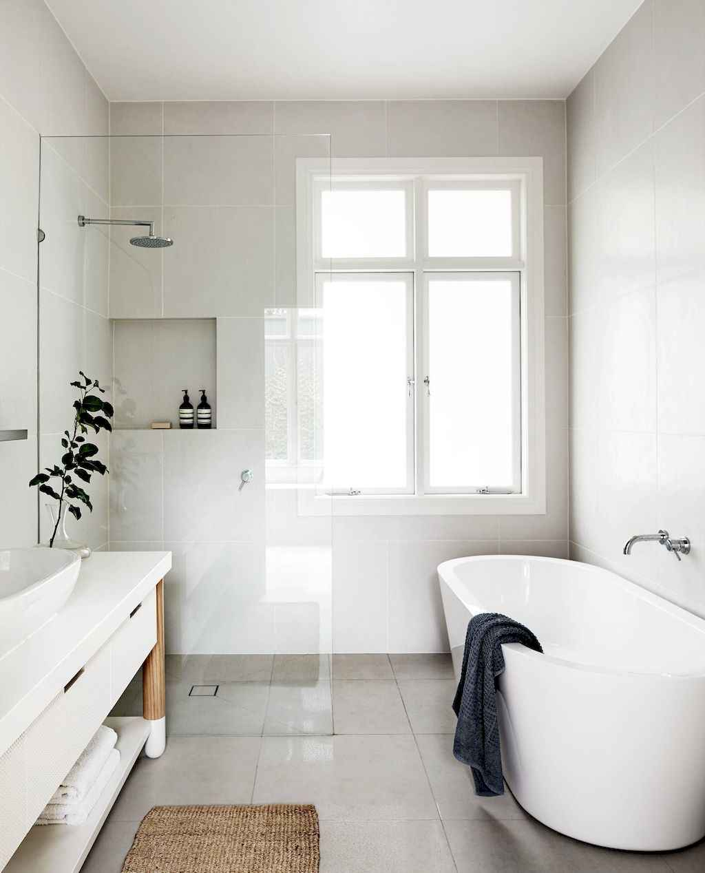 111 Brilliant Small Bathroom Remodel Ideas On A Budget (83)