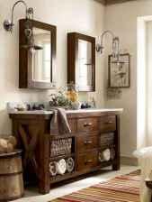 125 Brilliant Farmhouse Bathroom Vanity Remodel Ideas (1)