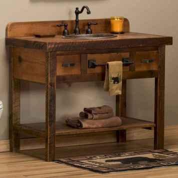 125 Brilliant Farmhouse Bathroom Vanity Remodel Ideas (12)