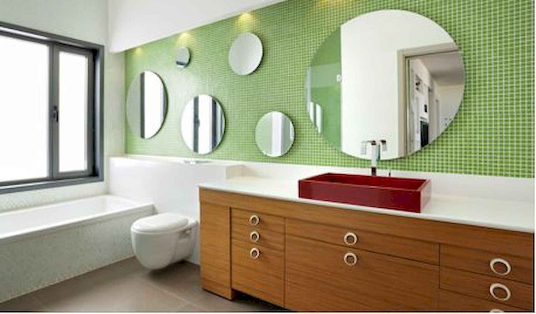 55 Cool and Relax Bathroom Decor Ideas (2)