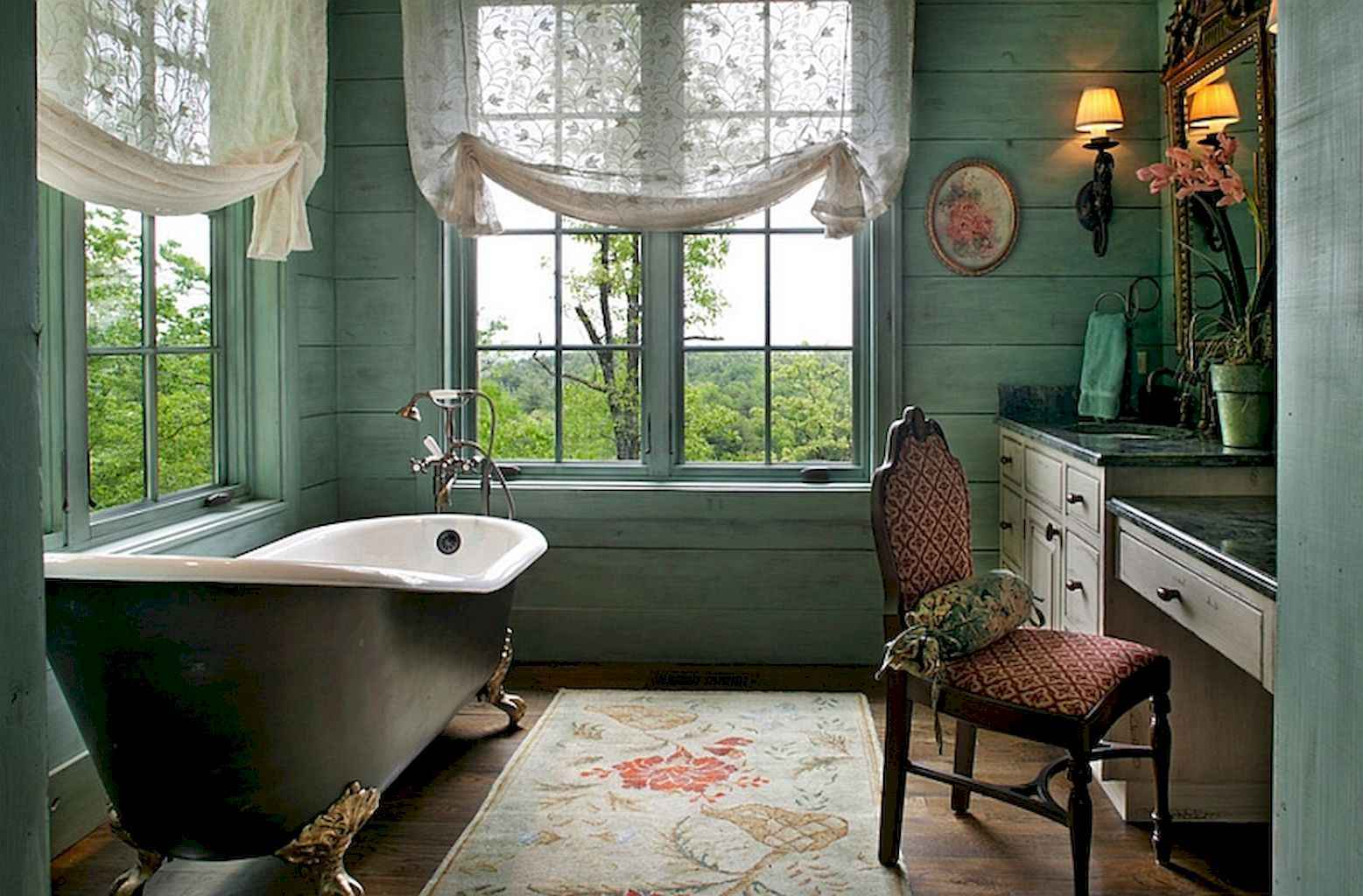 55 Cool and Relax Bathroom Decor Ideas (30)