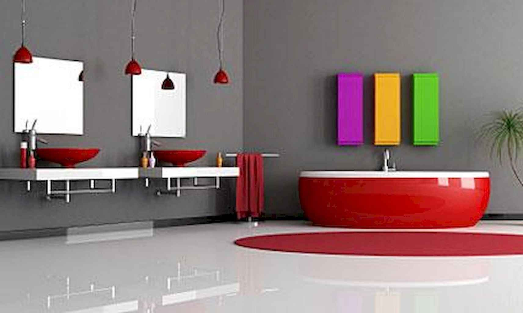 55 Cool and Relax Bathroom Decor Ideas (9)