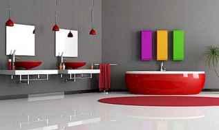 55 Cool and Relax Bathroom Decor Ideas (9)