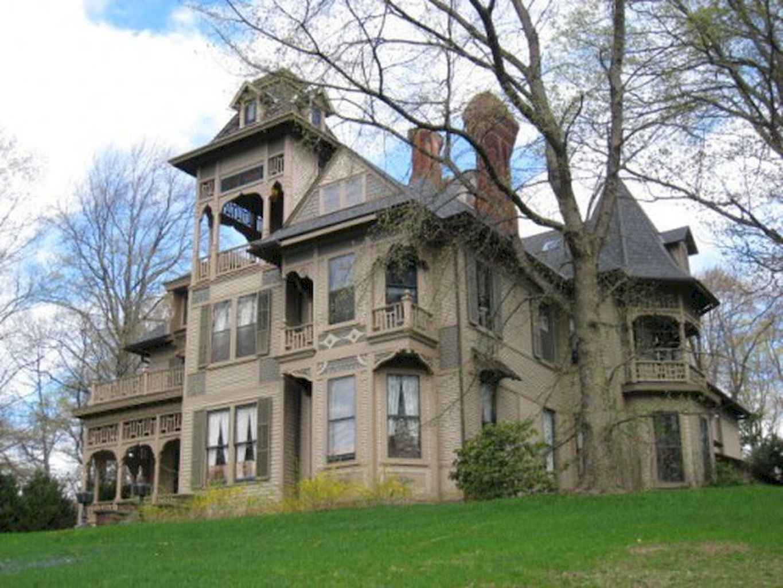 80 Amazing Plantation Homes Farmhouse Design Ideas (22)