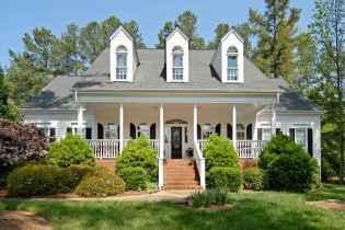 80 Amazing Plantation Homes Farmhouse Design Ideas (61)