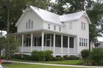 80 Amazing Plantation Homes Farmhouse Design Ideas (72)