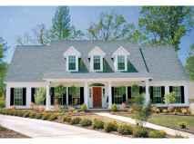 80 Amazing Plantation Homes Farmhouse Design Ideas (8)