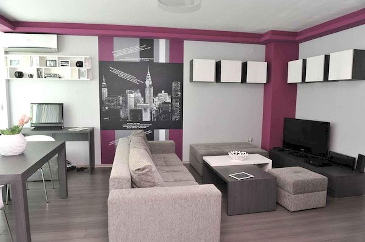 80 Elegant Harmony Interior Design Ideas For First Couple (26)
