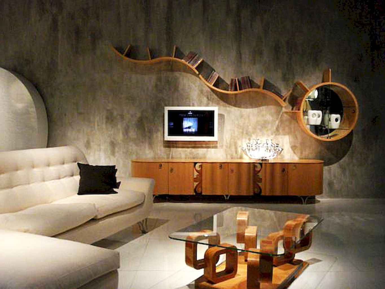 80 Elegant Harmony Interior Design Ideas For First Couple (30)