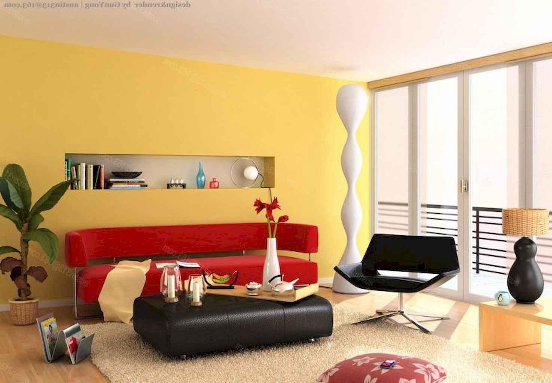 80 Elegant Harmony Interior Design Ideas For First Couple (33)