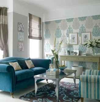 80 Elegant Harmony Interior Design Ideas For First Couple (47)