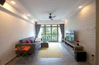 80 Elegant Harmony Interior Design Ideas For First Couple (55)