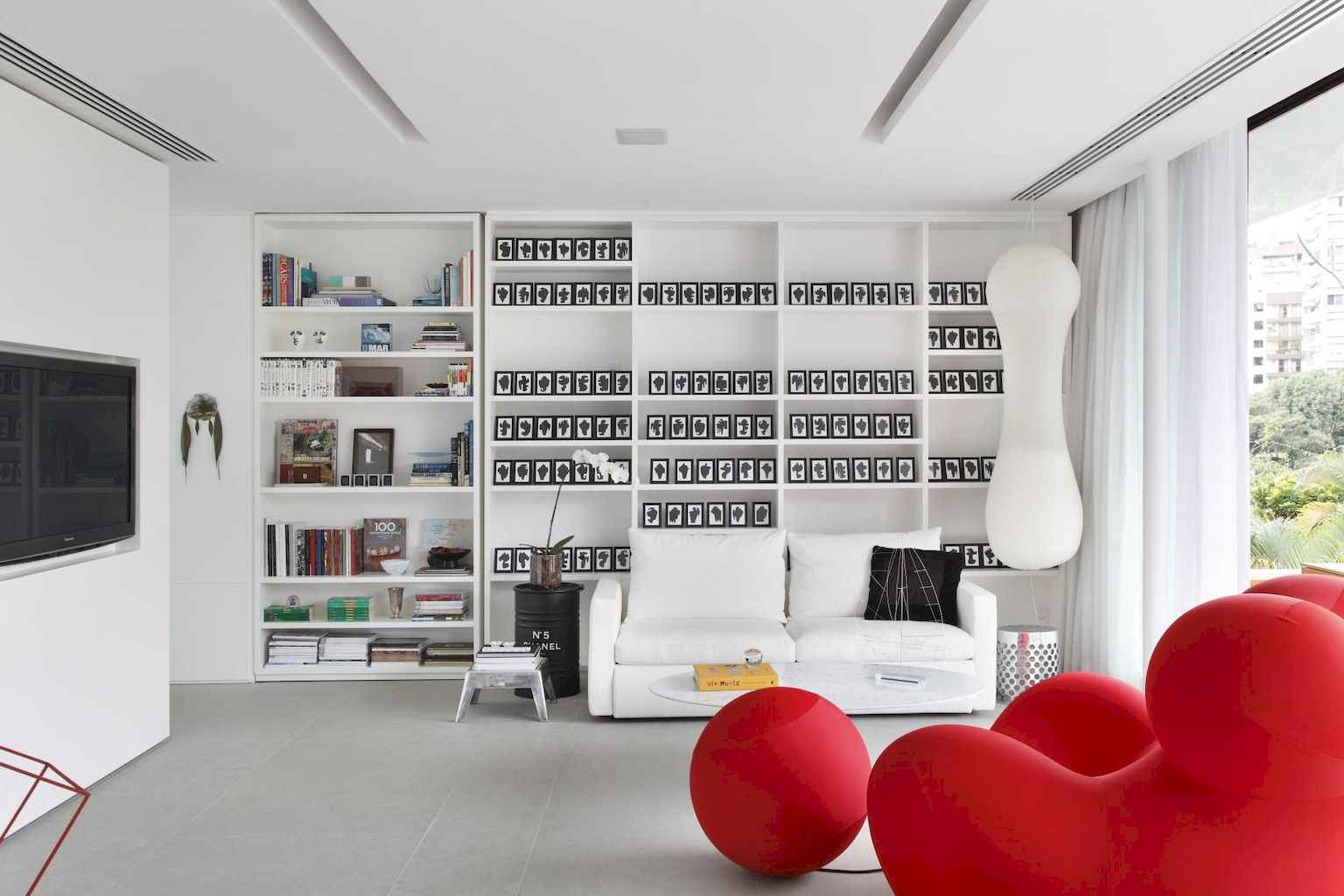 80 Elegant Harmony Interior Design Ideas For First Couple (57)