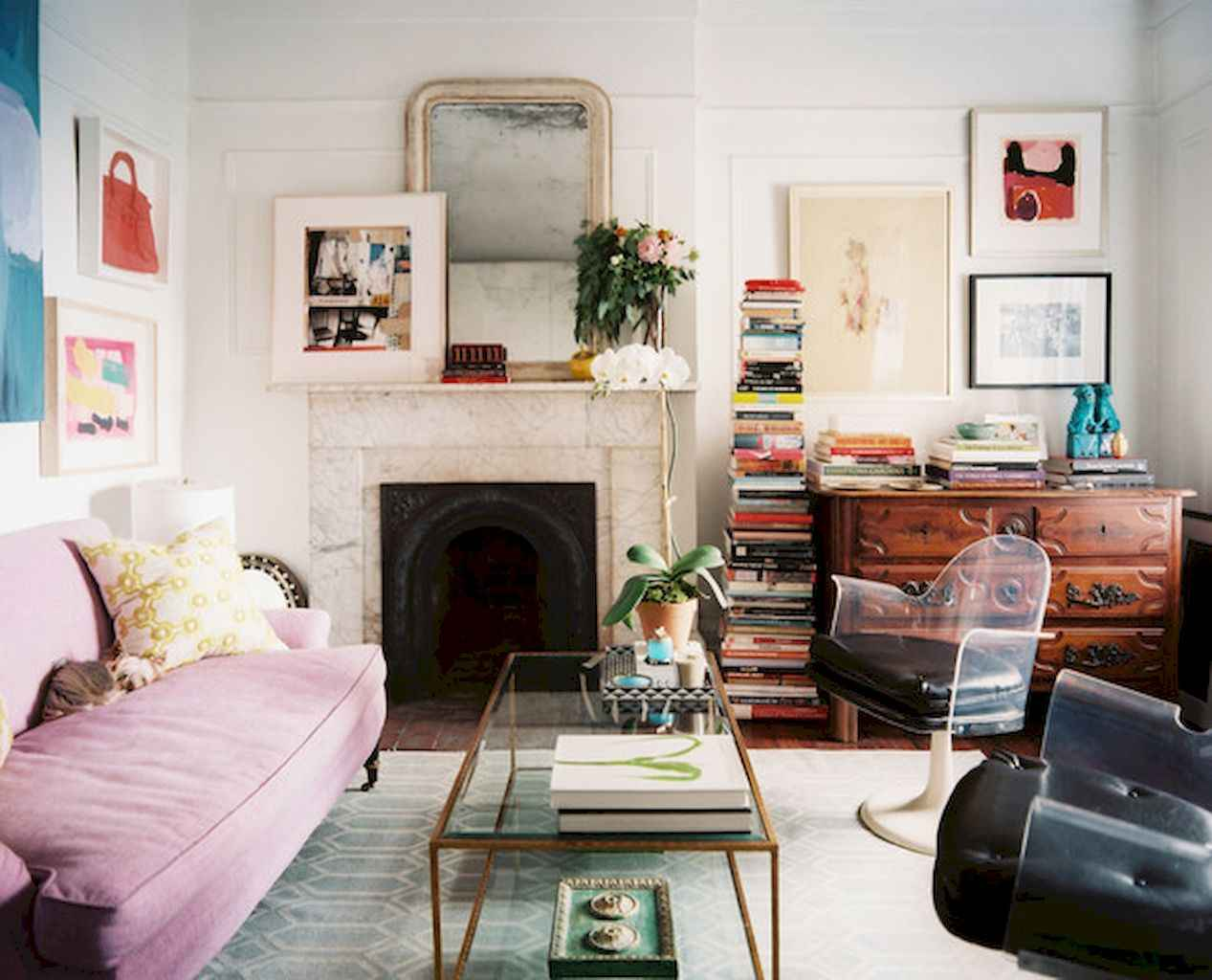 80 Elegant Harmony Interior Design Ideas For First Couple (59)