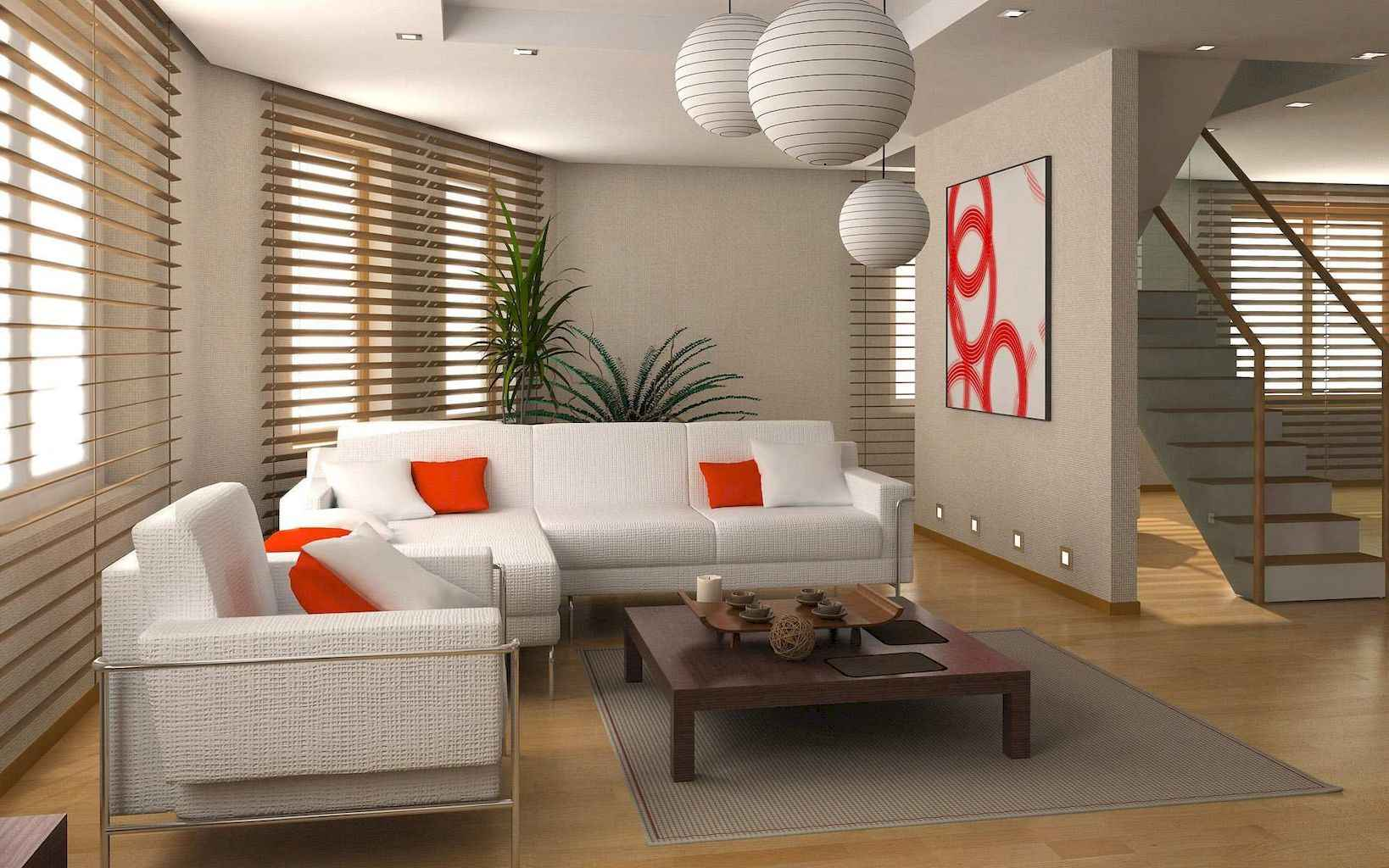 80 Elegant Harmony Interior Design Ideas For First Couple (8)