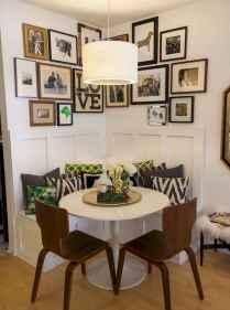 80 Stunning Apartment Dining Room Decor Ideas (12)