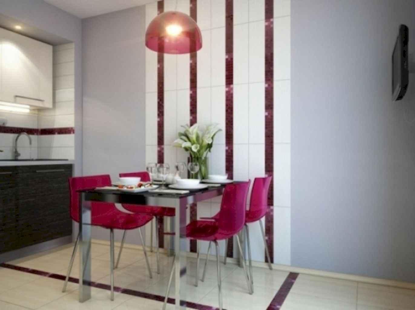 80 Stunning Apartment Dining Room Decor Ideas (19)