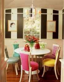 80 Stunning Apartment Dining Room Decor Ideas (28)