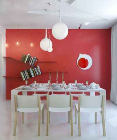 80 Stunning Apartment Dining Room Decor Ideas (56)