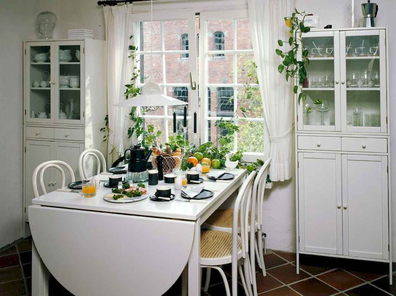 80 Stunning Apartment Dining Room Decor Ideas (61)