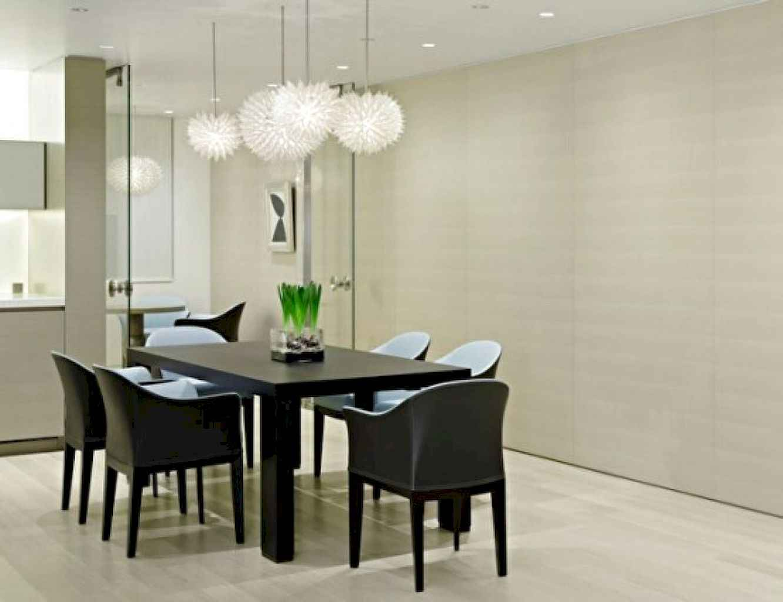 80 Stunning Apartment Dining Room Decor Ideas (65)
