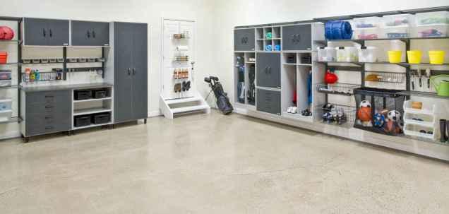 25 Awesome Garage Organization Design Ideas (1)