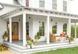 Best 25 Farmhouse Porch Design Ideas (13)
