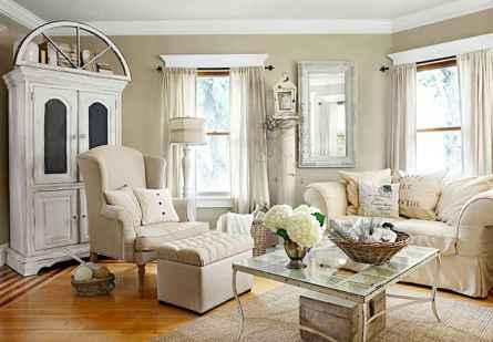 Best 30 Farmhouse Living Room Decor Ideas (16)