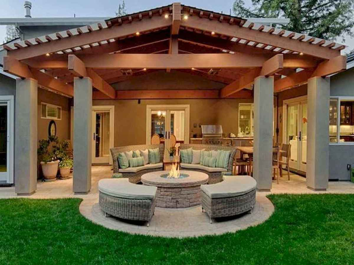 Top 25 Stunning Backyard Patio Design Ideas (8)