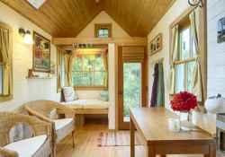 Top 30 Tiny House Interior Decor Ideas (10)