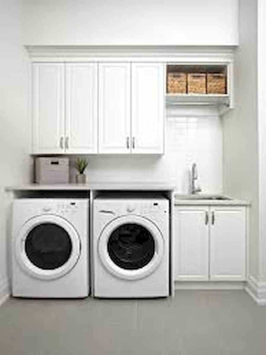 110 Best Laundry Room Design And Decor Ideas (46)