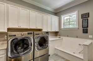 110 Best Laundry Room Design And Decor Ideas (90)
