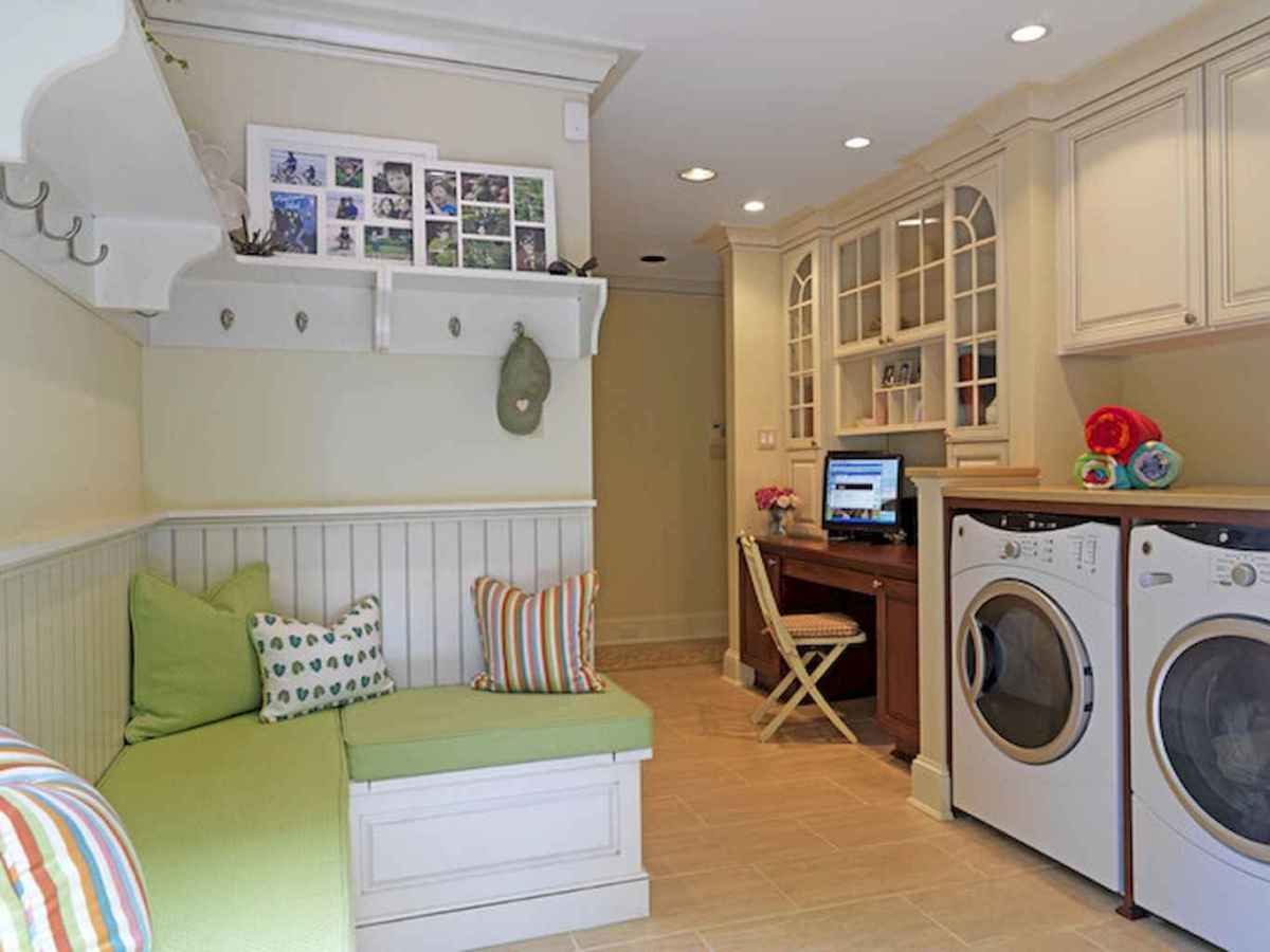 110 Best Laundry Room Design And Decor Ideas (92)