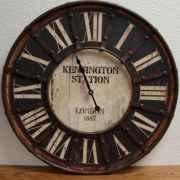33 Best Industrial Farmhouse Clock Design Ideas (18)
