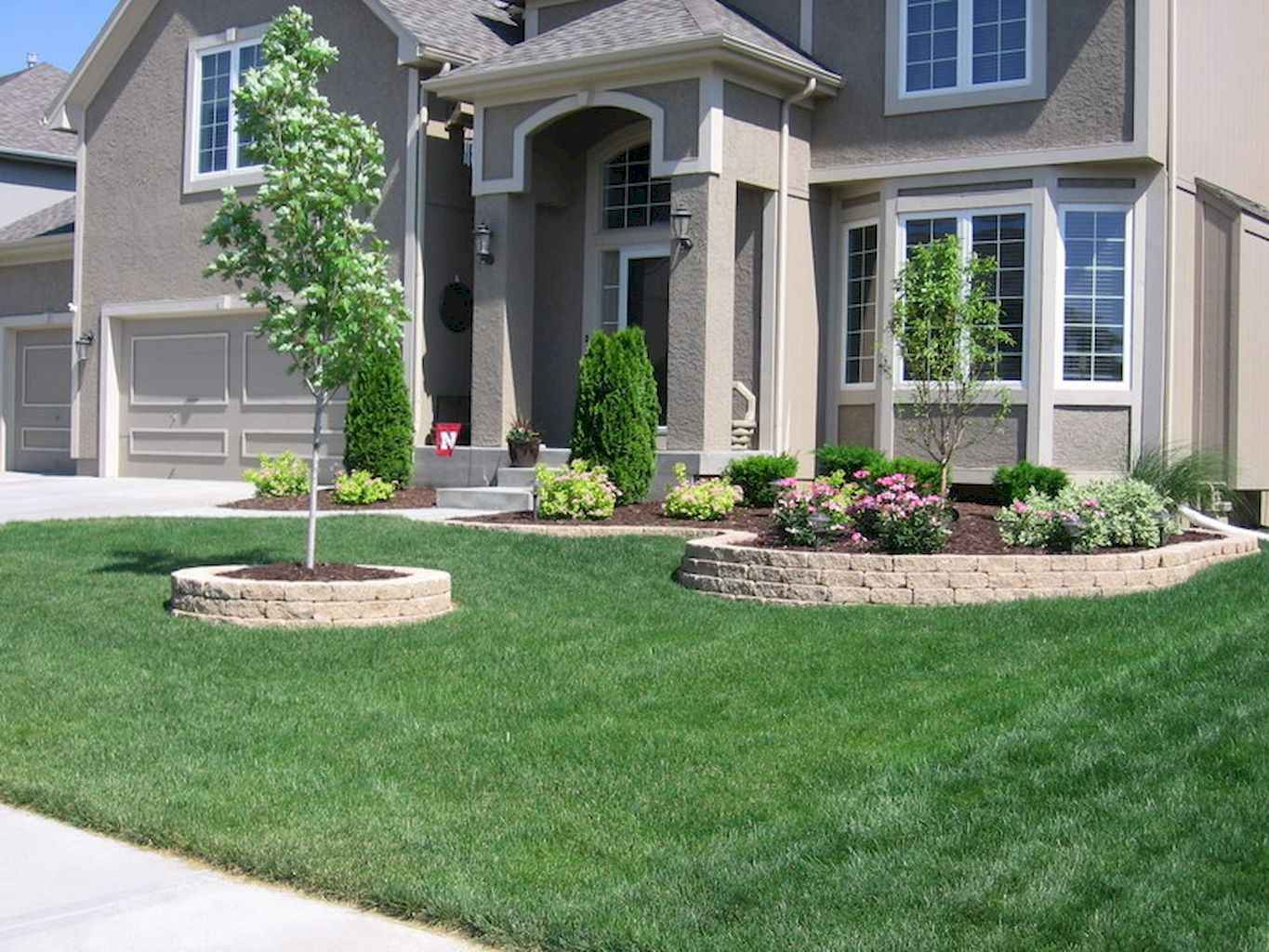 35 Beautiful Frontyard Landscaping Design Ideas and Remodel (21)