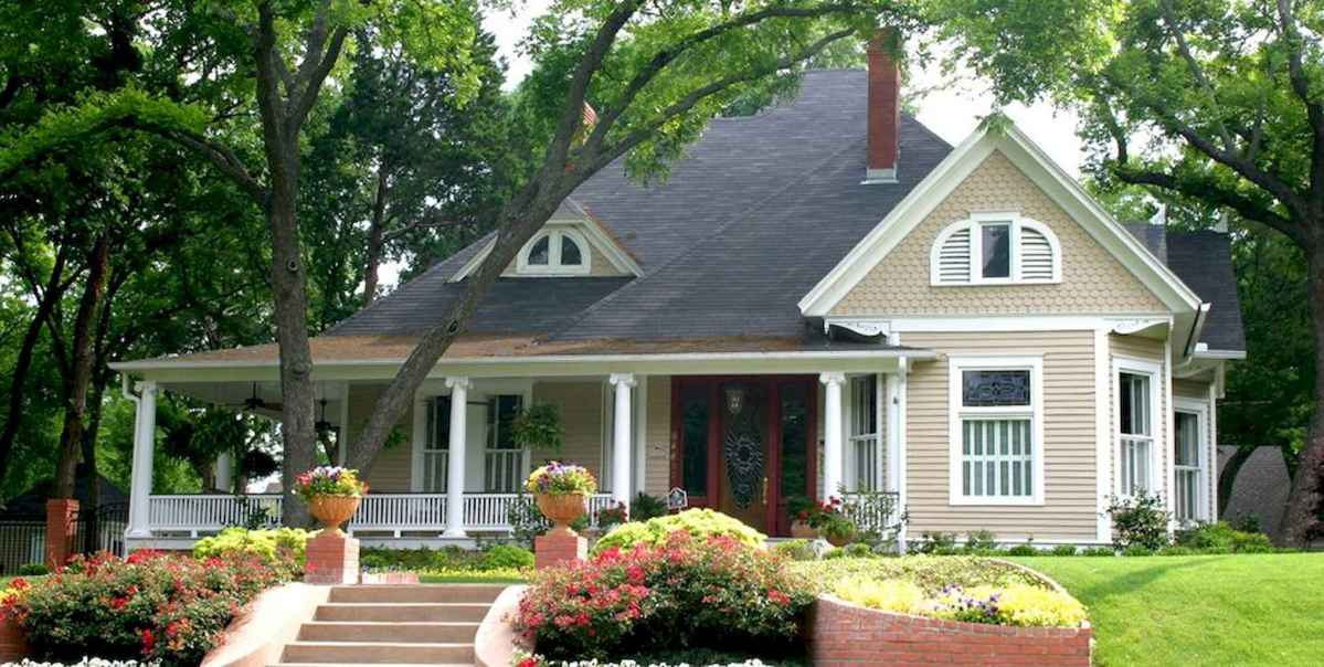 35 Beautiful Frontyard Landscaping Design Ideas and Remodel (30)