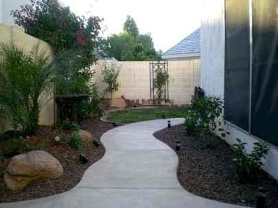 55 Beautiful Side Yard Garden Design Ideas (21)