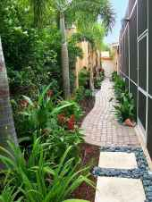 55 Beautiful Side Yard Garden Design Ideas (32)