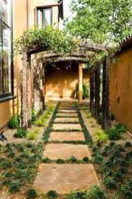 55 Beautiful Side Yard Garden Design Ideas (43)