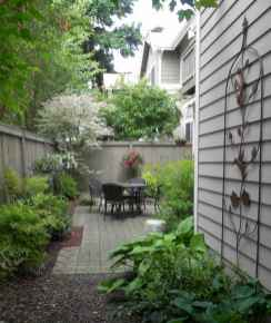 55 Beautiful Side Yard Garden Design Ideas (46)