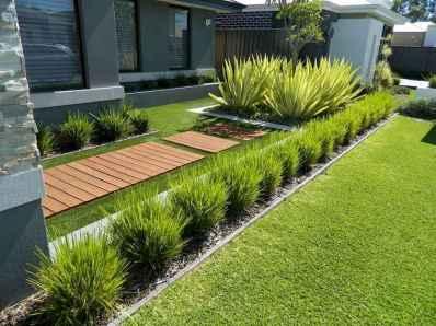 55 Beautiful Side Yard Garden Design Ideas (51)