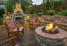 60 Beautiful Backyard Fire Pit Ideas Decoration and Remodel (15)